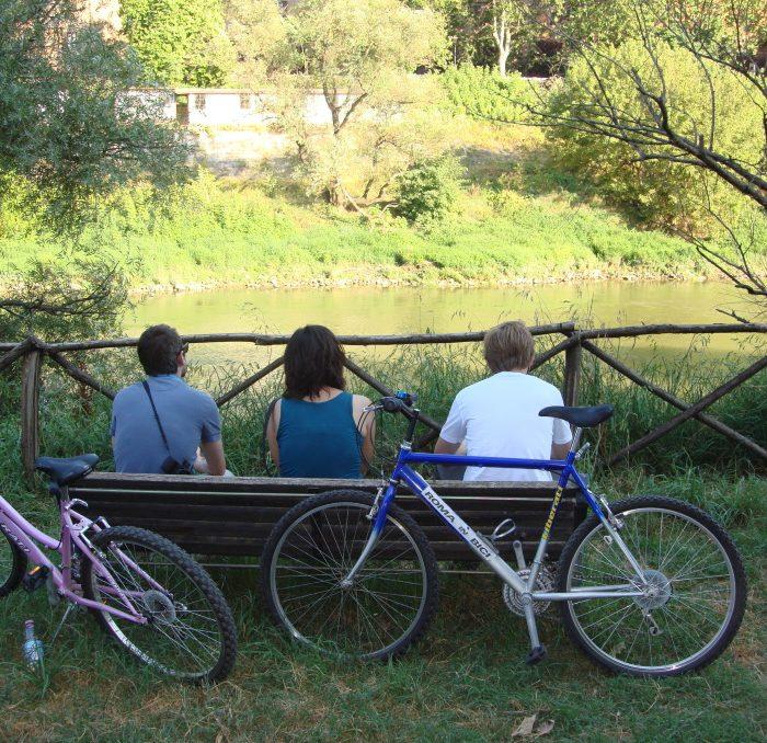 Rebuilding Rome, global bike tour