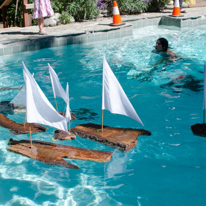 RePangaea, swimming with land masses